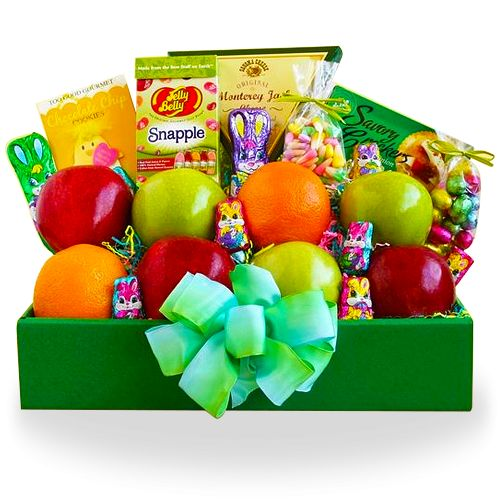 35 best gifts for new moms dads family new parents images on fruity delights gift box easter gift basketsfruit negle Choice Image