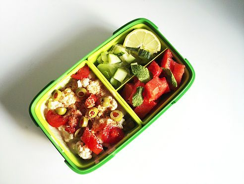 Bac to school bento box ideas