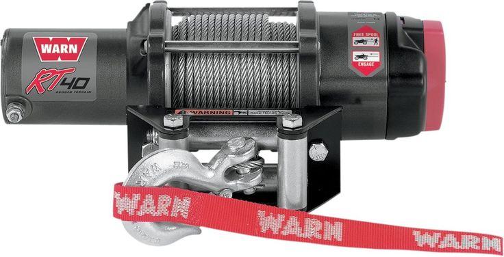 Warn RT30 Winch - 24V electric 81654