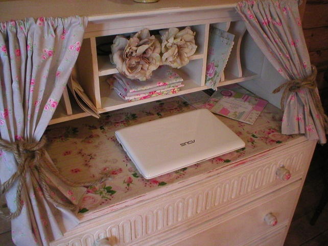 96 best Shabby Chic Home Office images on Pinterest