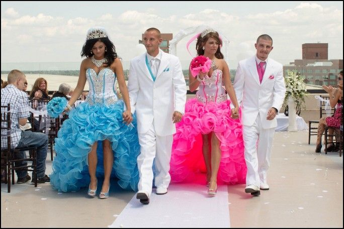 Romanichal Gypsy Wedding Dresses