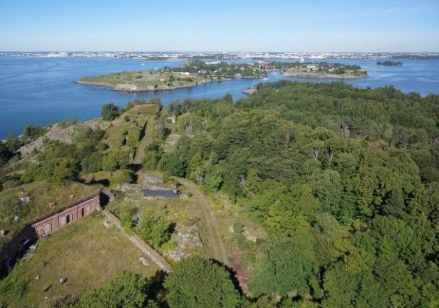 Helsingin Vallisaari haastaa Suomenlinnan | Mondo.fi