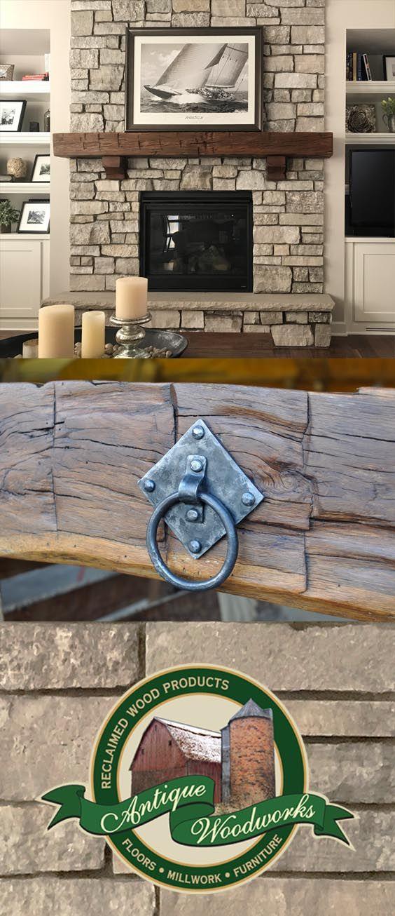 fireplace ideas - DIY