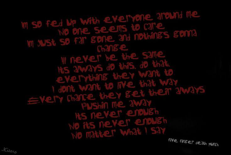 Dead Celebrity Status - Five Deadly Fingers Lyrics ...