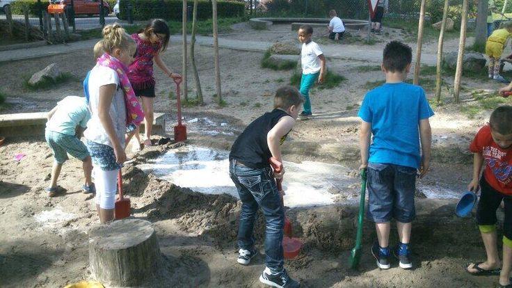 #Startblok Groep6 Samen een dijk bouwen