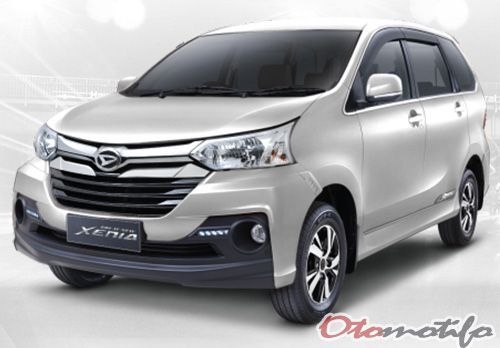 Mobil MPV Daihatsu Xenia