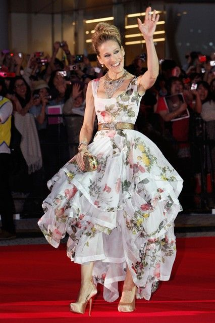 Sarah Jessica Parker Designs Greeting Cards & Wrapping Paper (Vogue.com UK)