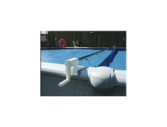 Feherguard Solar Cover Roller Tube O - Pool Supplies Canada