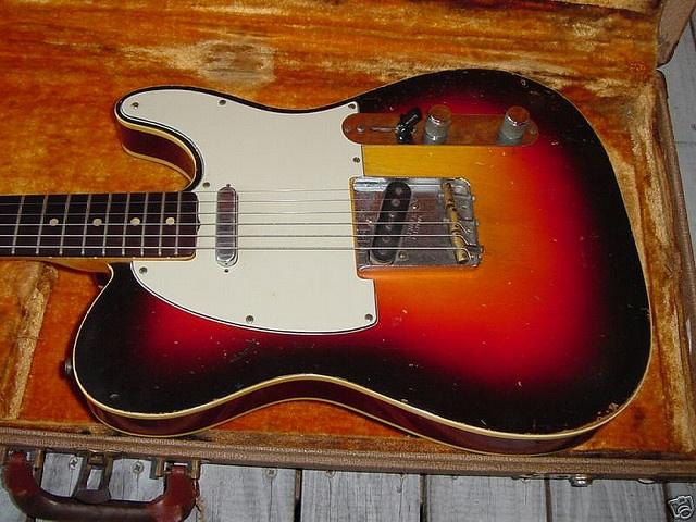 Pre-CBS Fender Telecaster