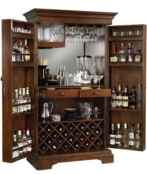 Sonoma Home Bar Furniture way too expensive, but I want something like it