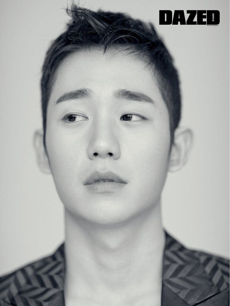Jung Hae In - Dazed & Confused Magazine March Issue '17