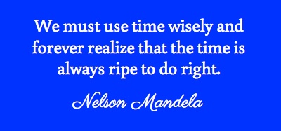 Donate 67 minutes to doing something for others, commemorating the 67 years that Nelson Mandela gave to the struggle for social justice on Nelson Mandela Day, July 18th!