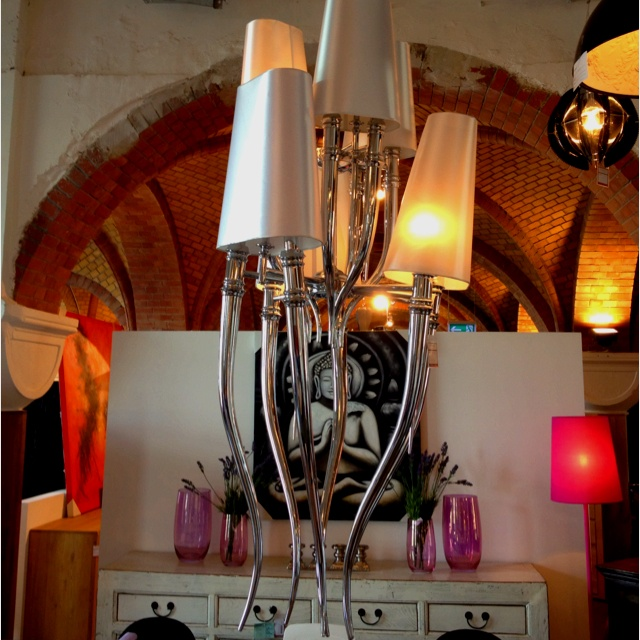 Really nice lamp for the dining table
