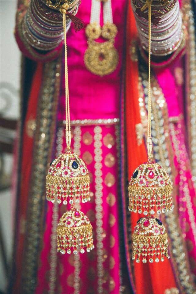 Lujo Vestido De Novia Punjabi Galería - Colección del Vestido de la ...