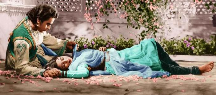 Facts about Madhubala – one of the most adorable beauty of Hindi Cinema - Mughal - E - Azam