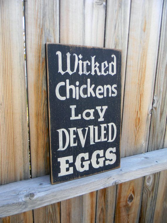 Chicken coop sign I will have this on my coop...  Don't worry Molly...I'll make one for you too!