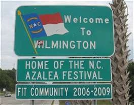 Wilmington NC and Wrightsville Beach...I feel I need to go back there