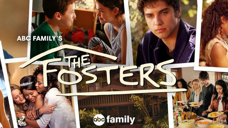 When I went to visit my parents  a few weeks ago, my mother introduced me to The Fosters , an ABC Family TV show that she's been binging on ...