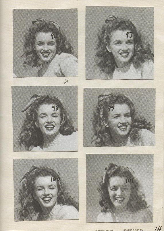 "1945 Andre' De Dienes photographer. ""Beach Sitting Green Sweater"" Agenda p14,""Malibu California. Image 59-62                                                                                                                                                                                 Mais"