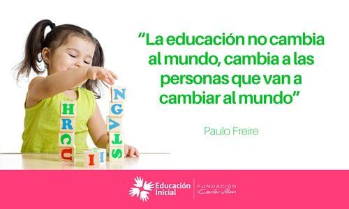 #Frases #Educación #Niños #Mundo