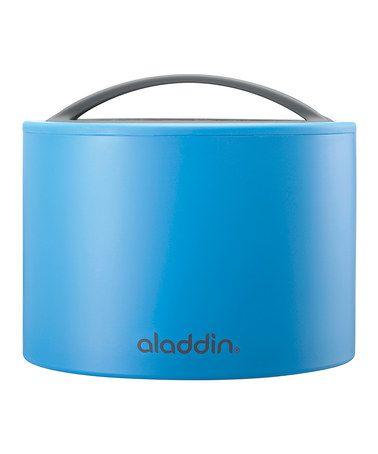 Aladdin Bento Lunch Box (Blue) by Burton McCall on #zulily