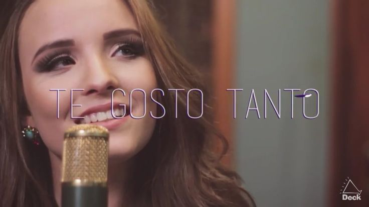 """Galera! Saiu o lyric video """"Te Gosto Tanto"""" 😃💘 Bora assistir essa linda menina cantando essa música encantadora! 😍 http://www.youtube.com/watch?v=T0x9COUzYUo …"""