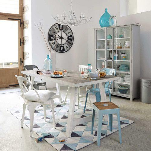 17 meilleures id es propos de repeindre les tables de cuisine sur pinterest table remise for Peindre du bois vernis en blanc