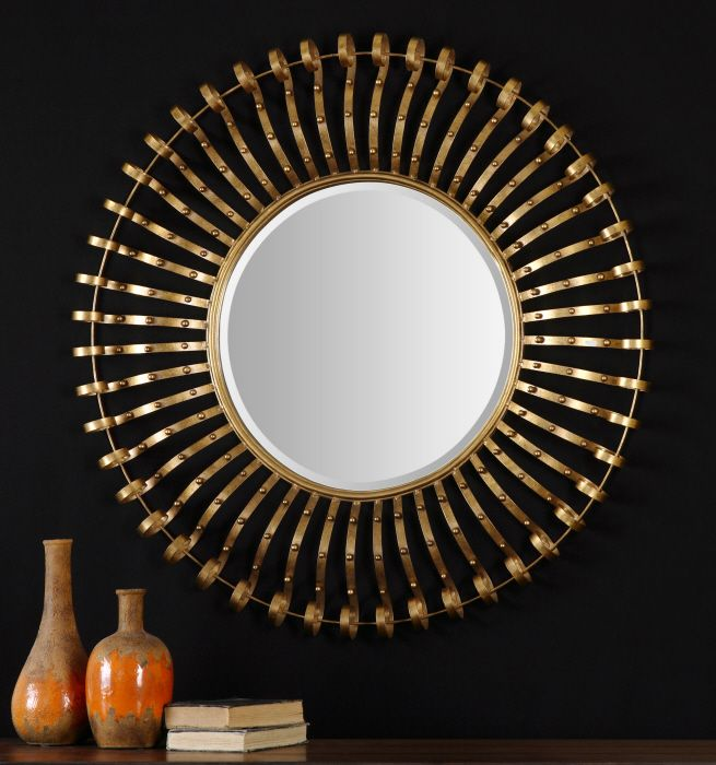 Preferred 144 best Uttermost Mirrors images on Pinterest | Antique gold  TL22