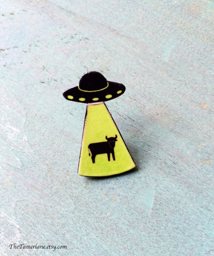 Alien Abduction Pin Cow Abduction I Want to Believe x Files Area 51 Star Trek Cosmos by TheTamerlane on Etsy https://www.etsy.com/listing/238798733/alien-abduction-pin-cow-abduction-i-want