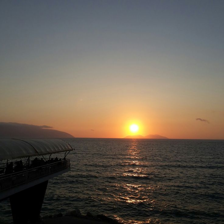 Valona sunset 💖 #ridieassapori