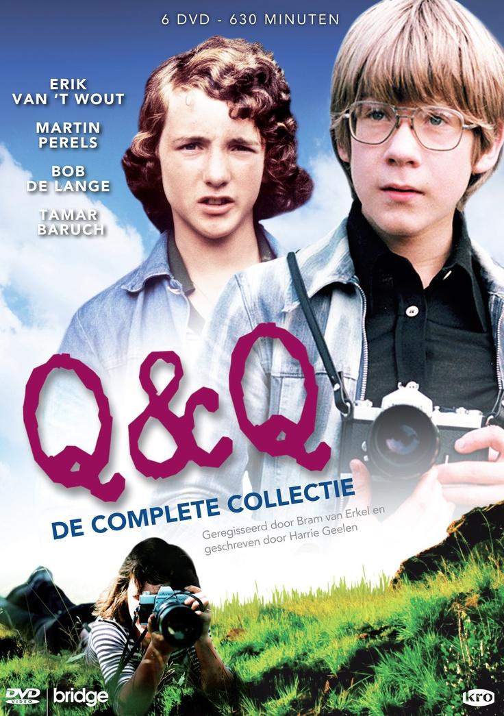 TV: serie Q en Q en ik vond het toen zo eng ,jaren met die beelden in me hoofd gezeten tot het vele jaren later herhaald werd , WAS DAT NOU ALLES hahahaha