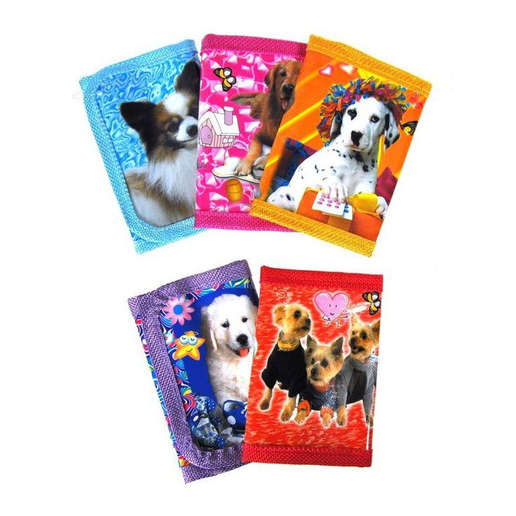 Deze leuke honden portemonnees zijn eens wat anders om uit te delen. www.creakelder.nl