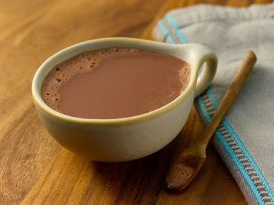 Ukrainian cooking: Hot Cocoa