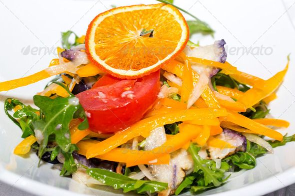 Vegetable Salad ...  alternative, antipasty, calorie, closeup, collage, collection, cuisine, delicacy, delicious, dessert, dish, flavor, flavoring, food, fruit, gourmet, green, health, healthy, ingredient, low, luxury, meal, menu, mozzarella, nutrition, orange, plate, salad, snack, soup, starter, strawberry, stylish, tasty, tomato, vegetable, vitamin