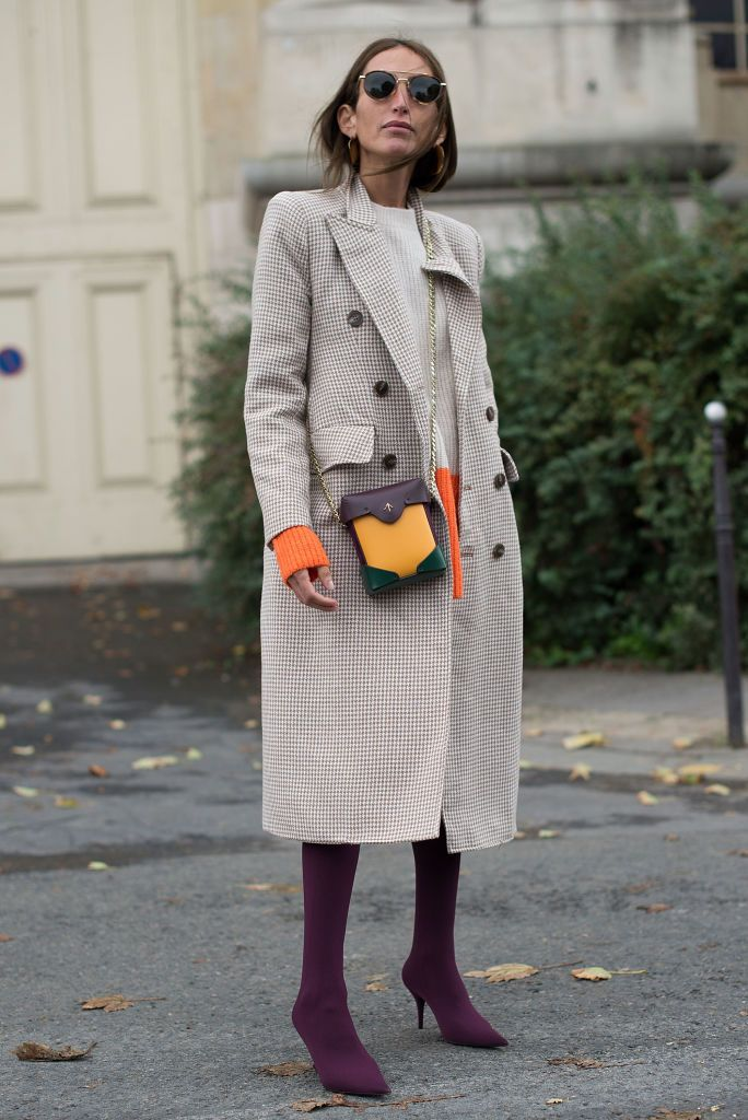 25b71282d Paris Fashion Week Spring/Summer 2018: The best street style looks I ...