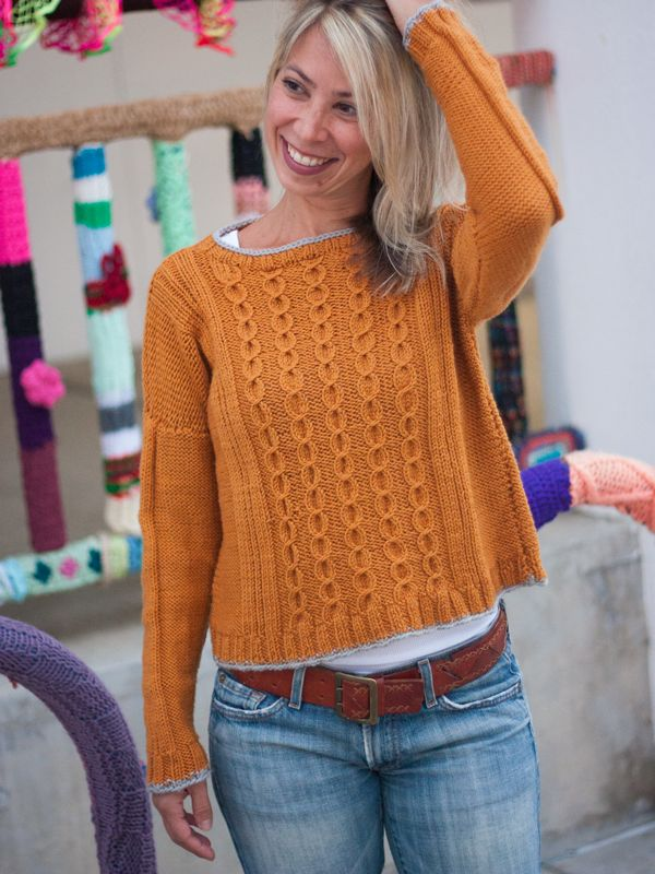 Pullover Knitting Pattern : Best knitting b sweaters pullovers images on
