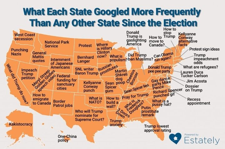 Post Election Search Map 2 Apush Period 9 Pinterest Us States And News
