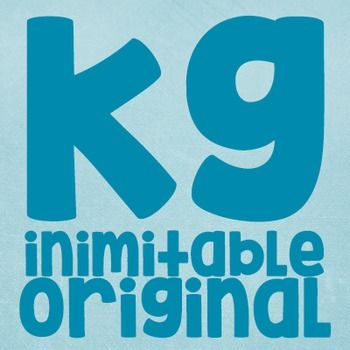 really really chunky version of KG Beneath Your Beautiful font.  Please purchase a commercial license for commercial use!