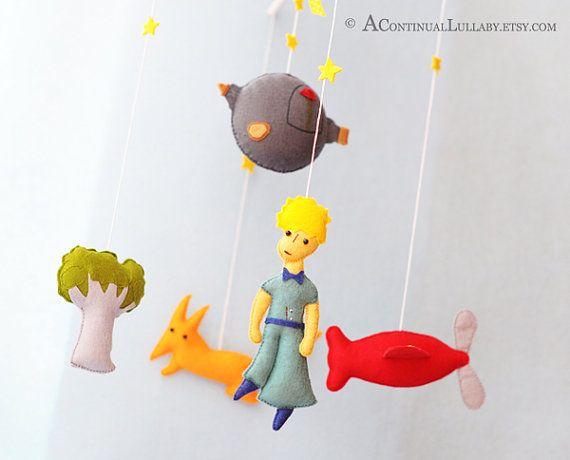 Mobile Petit Prince