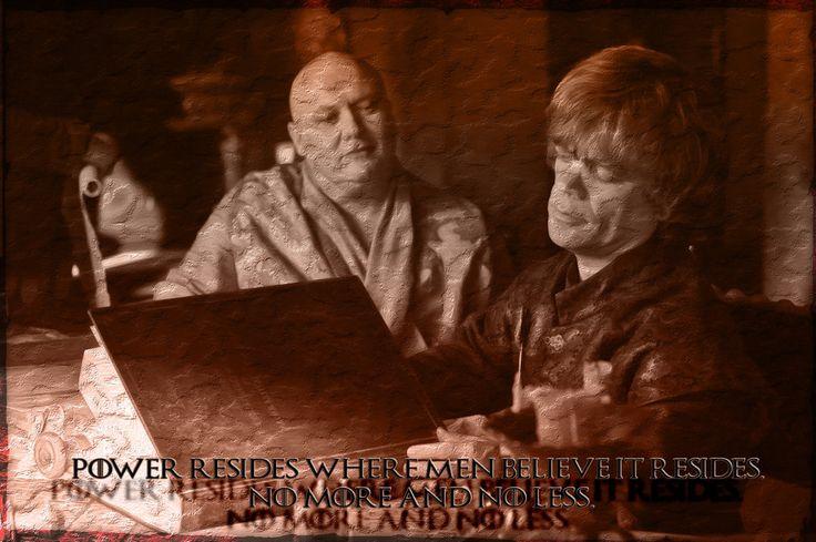 Varys speaks to Tyrion by 19genocide87.deviantart.com on @deviantART