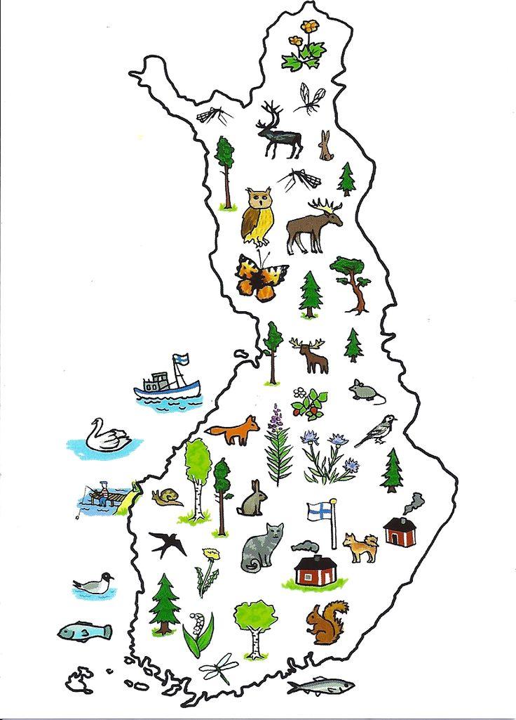Animals in Finland