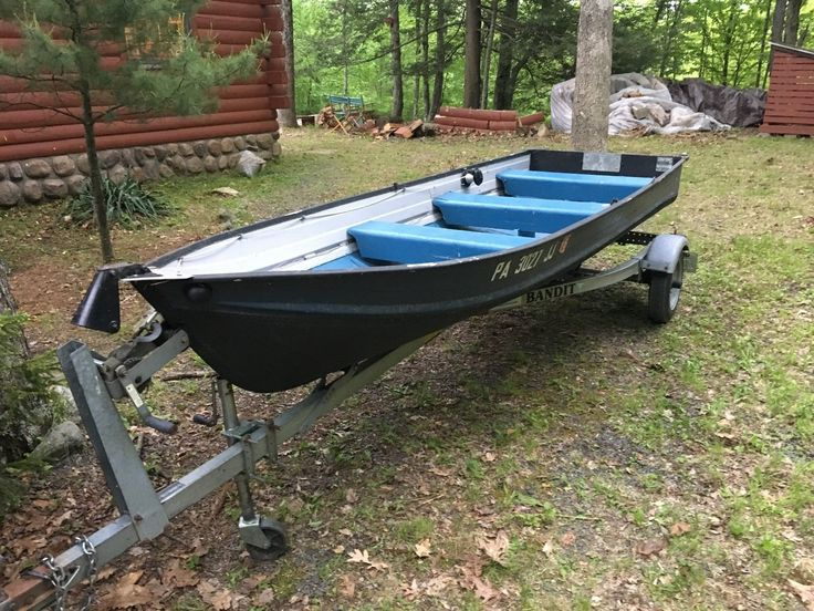 Aluminum Fishing Boat Trailer