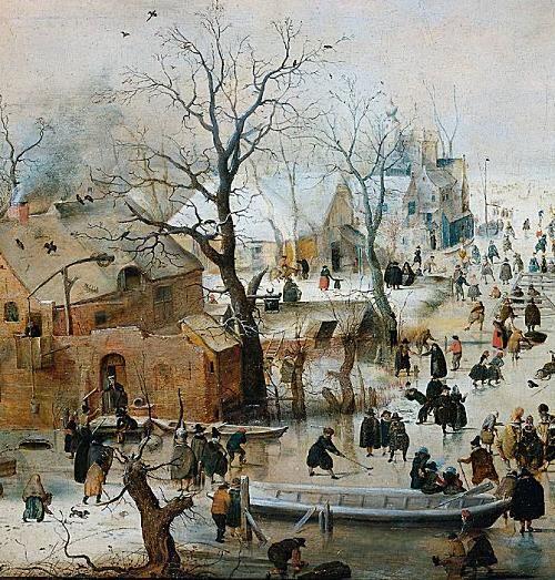~Hendrick Avercamp-1585~