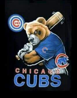 This seems the direct antithesis of the Miracle Bear Cubbies, Chi Bears maybe, but not the Cubbies!