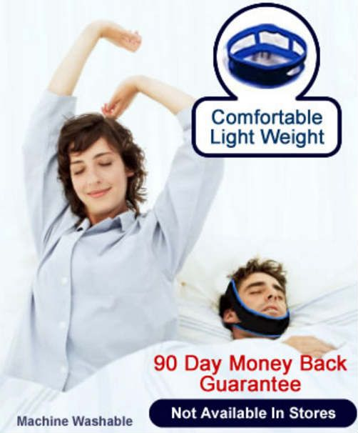 how to use stop snoring device