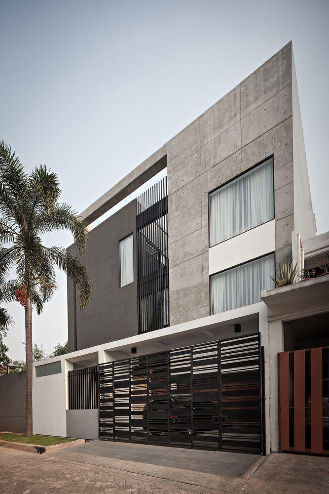 Galería de Casa S+I / DP+HS Architects - 4
