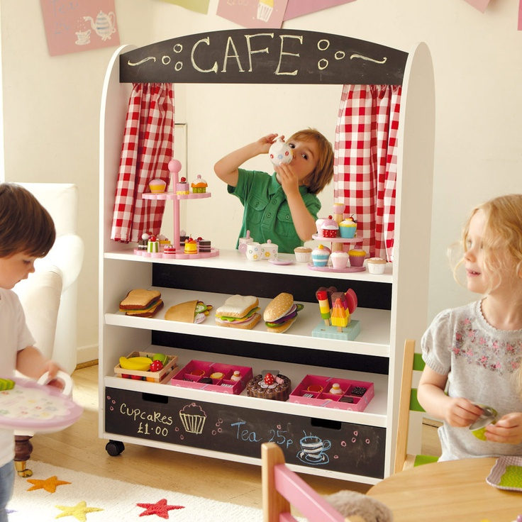FREE GIFT! Buy Play Shop & Cash Register Set together to receive four FREE display crates (worth £12) - Role Play - Toys & Gifts - gltc.co.uk
