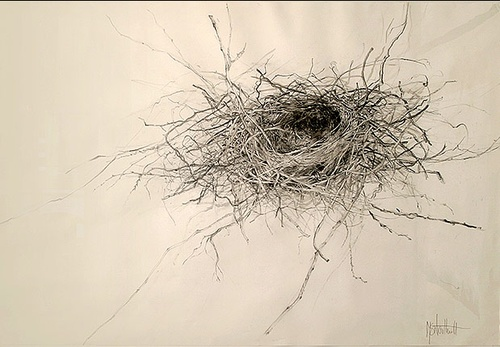 Nest; by Suzanne Northcott (2005)