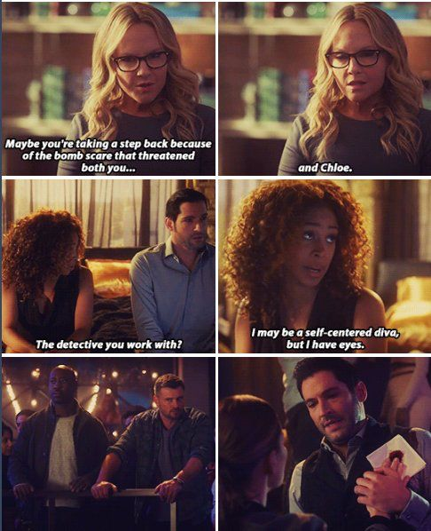1186 Best Lucifer Morningstar Images On Pinterest