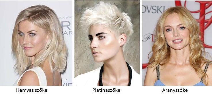 A szőke haj mítosza - Kívül-belül vonzó